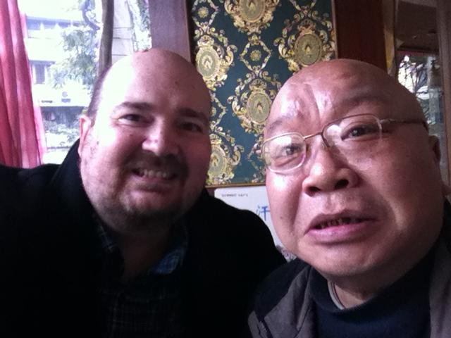 china friend